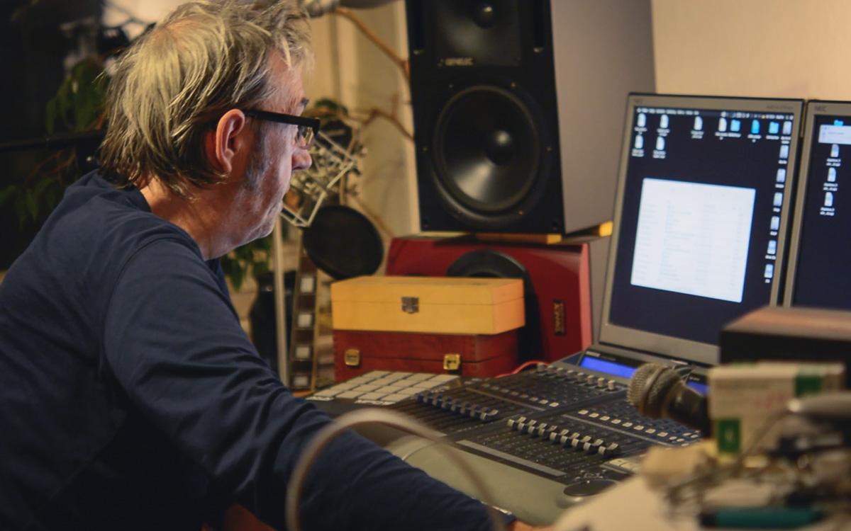 Helge Dube - Recordfactory