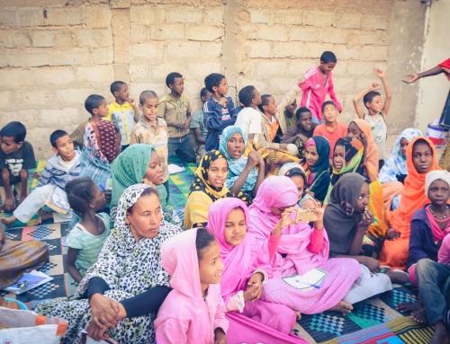 Mame Sy's Kinderhort – La Porte de l'Espoir (Mauretanien)