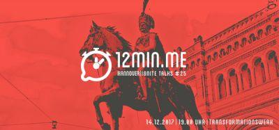 12min Ignite Talks #25 Hannover
