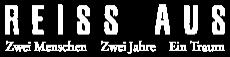 REISS AUS – Zwei Menschen. Zwei Jahre. Ein Traum Logo