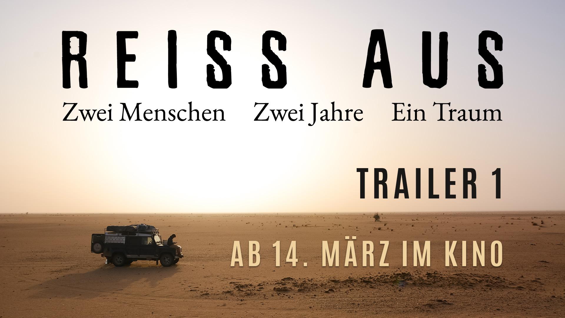 Ab 14. März 2019 im Kino   REISS AUS - TRAILER 1