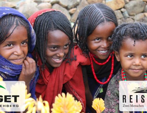 Spendenaktion gegen weibliche Genitalverstümmelung – Target e.V. Rüdiger Nehberg