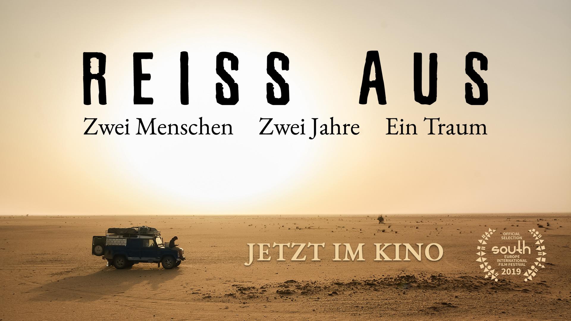 REISS AUS - JETZT IM KINO: Kinotour in Anwesenheit der Filmemacher Lena Wendt und Ulrich Stirnat