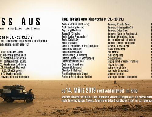 Spielorte Kinowoche 1 (14.03. – 20.03.)