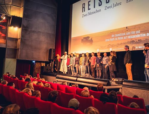 Premiere im Zeise Kino Hamburg
