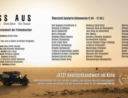 Spielorte Kinowoche 5 (11.04. – 17.04.)