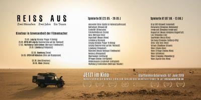 REISS AUS Spielorte und Termine Kinowoche 11 (23.05. - 29.05.)
