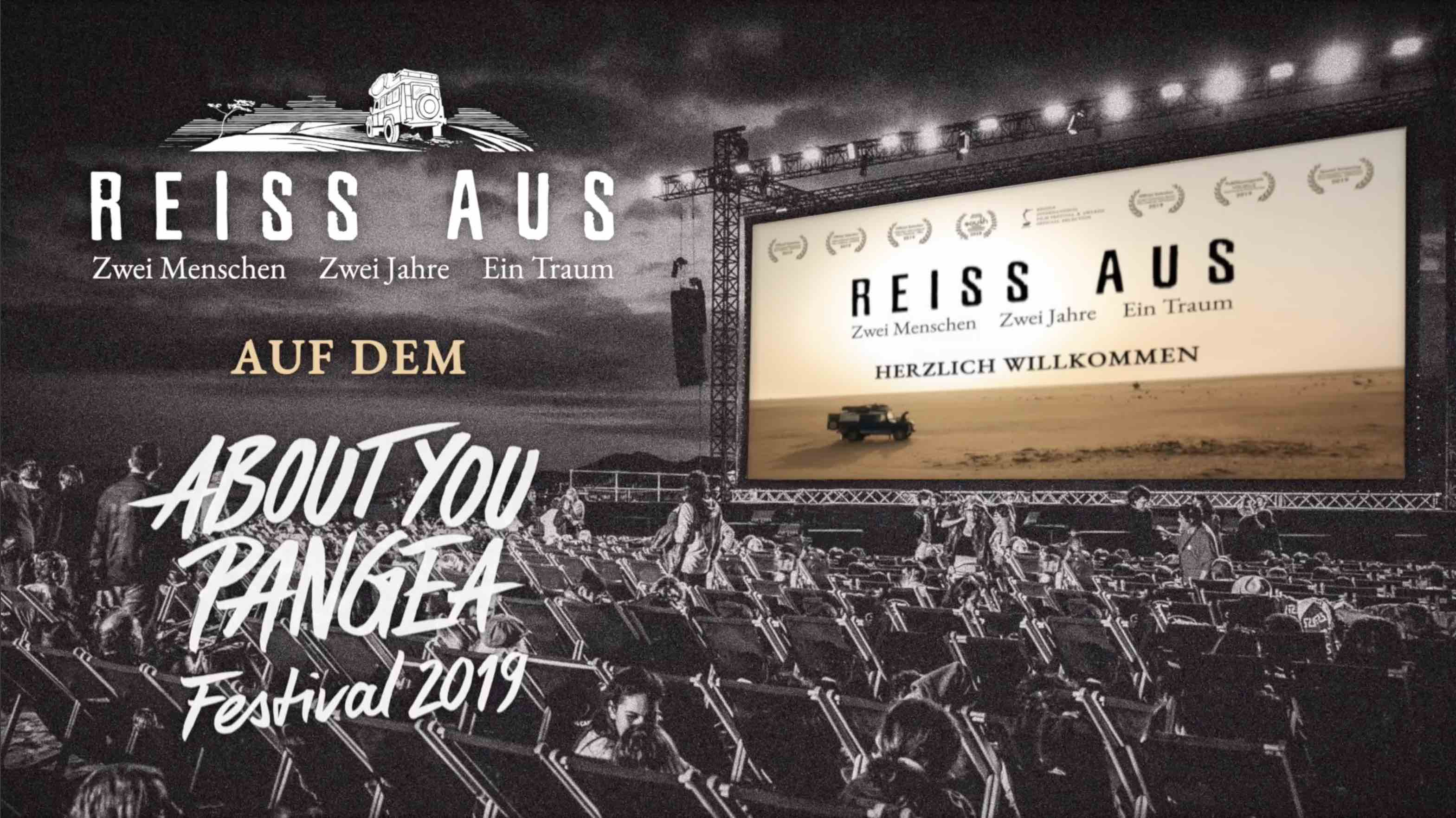 Special Screening: REISS AUS @About You Pangea Festival 2019