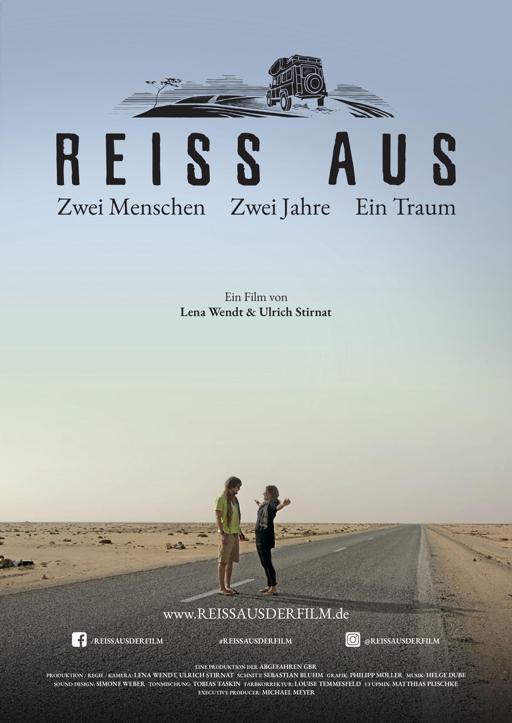 REISS AUS Filmplakat