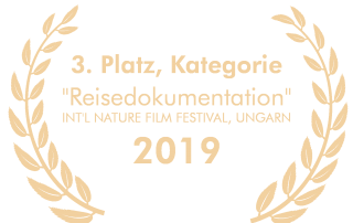 "3. Platz ""Reisedokumentation"" 