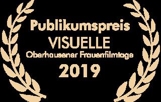 Publikumspreis - visuELLE Oberhausener Frauenfilmtage 2019