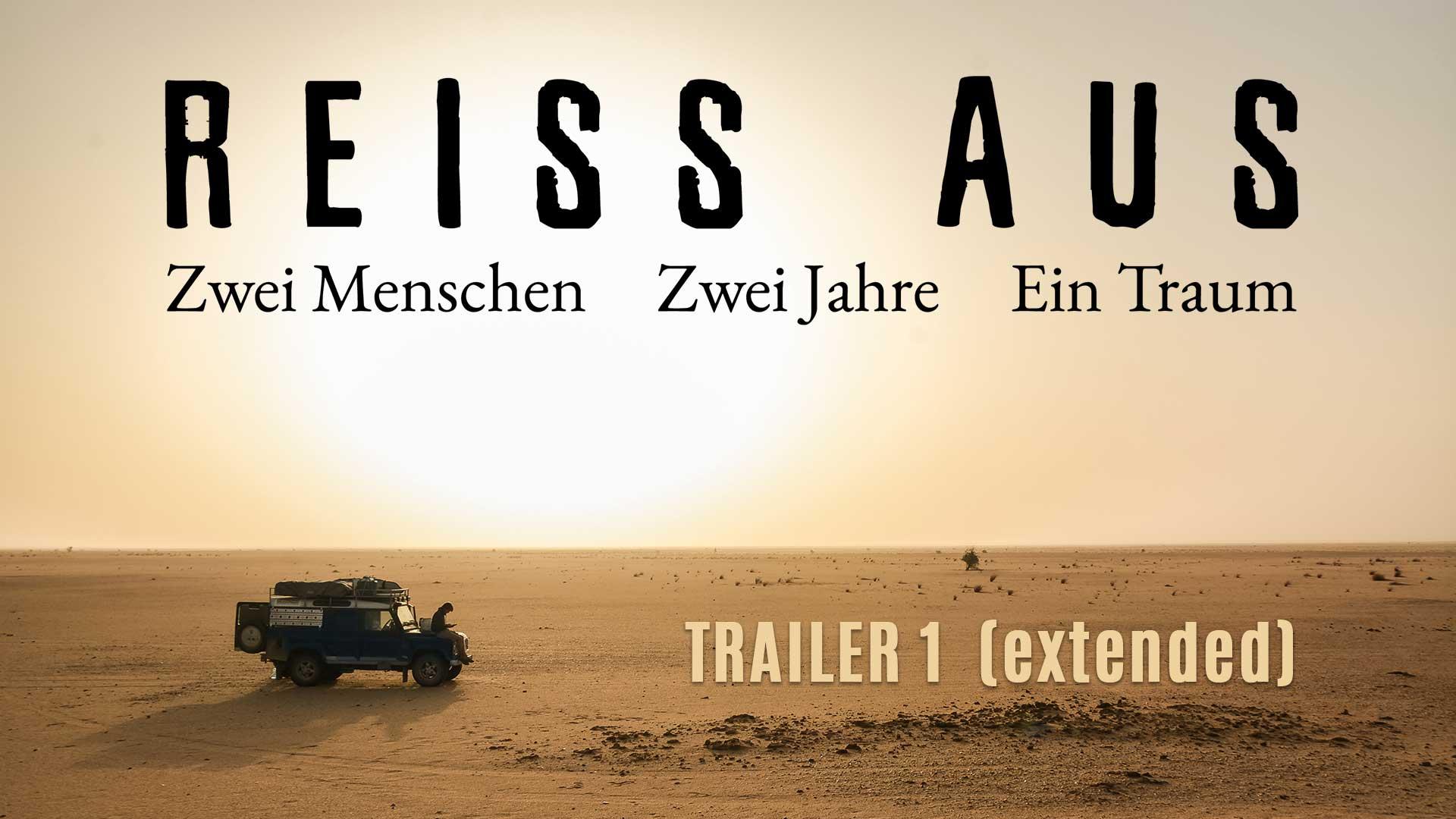 Reisedokumentation REISS AUS - Trailer 1 (extended)